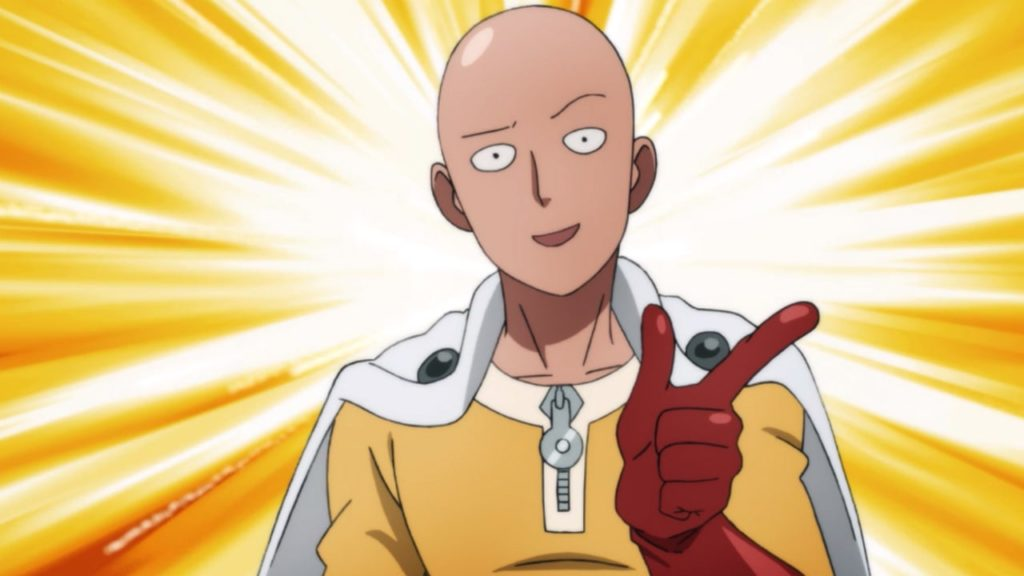 Monk who only needs one punch